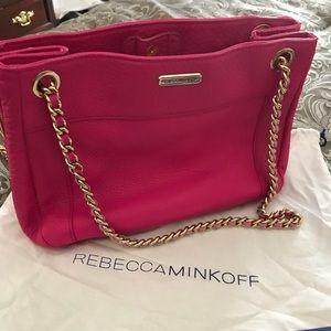 Rebecca Minkoff Hot Pink Shoulder Crossbody Bag